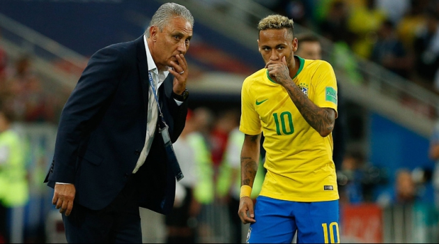 'Neymar should play where he is happiest' – Tite offers advice as Barca links swirl - Bóng Đá