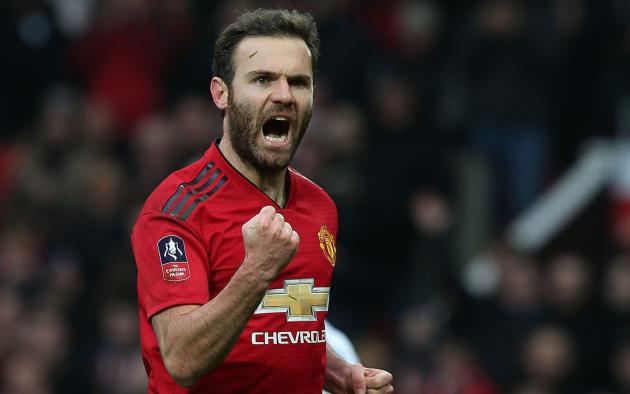 Man Utd gia hạn với Mata: Khi