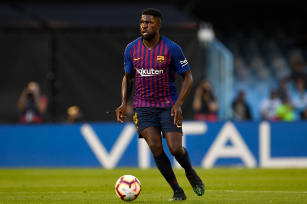 Samuel Umtiti should not be turfed out by Barcelona 1 The central defender must not be sold - Bóng Đá