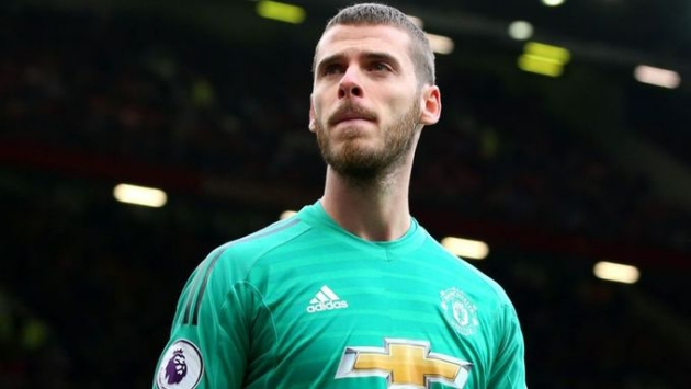 David de Gea to stay at Man Utd as Real Madrid are forced into transfer decision - Bóng Đá