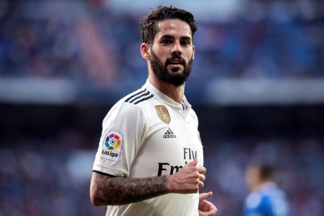 Isco a doubt for Real Madrid tour of Canada due to partner's pregnancy - Bóng Đá