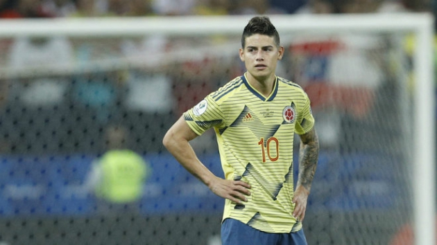 James Rodriguez waits to find out his future - Bóng Đá