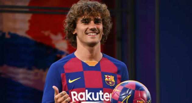 Griezmann: If I have to say sorry, I'll do it on the pitch - Bóng Đá