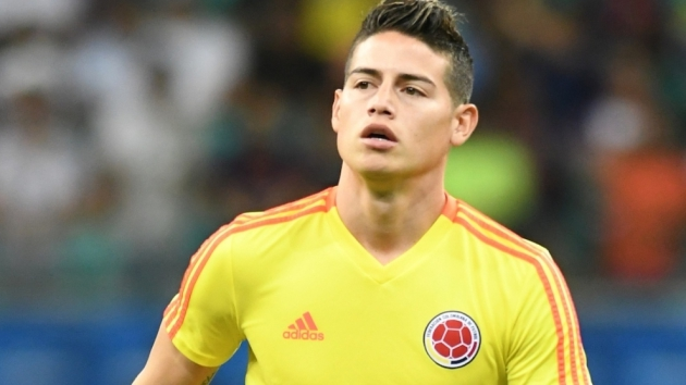 Napoli, negotiations slow down for Real Madrid's James Rodriguez - Bóng Đá