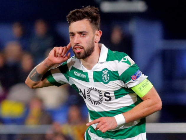Spurs and United fight for Bruno Fernandes - Bóng Đá