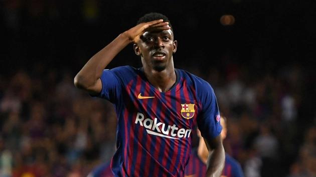 Dembele is the key to Barcelona's chances of signing Neymar - Bóng Đá