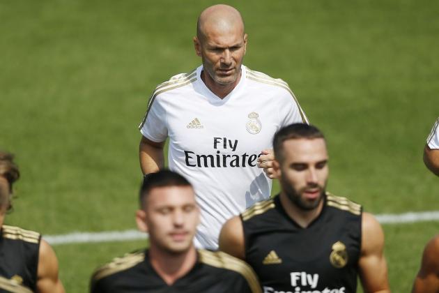 Zidane đổi ý, mở đường mục tiêu 42 triệu đến Man Utd? - Bóng Đá