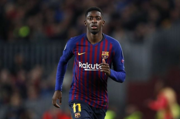 Thomas Tuchel responds to report he called Ousmane Dembele to discuss PSG move - Bóng Đá