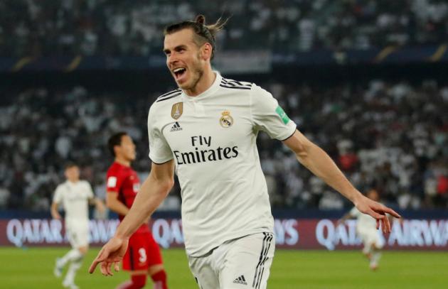 Bị Zidane dứt tình, Gareth Bale đã tìm được
