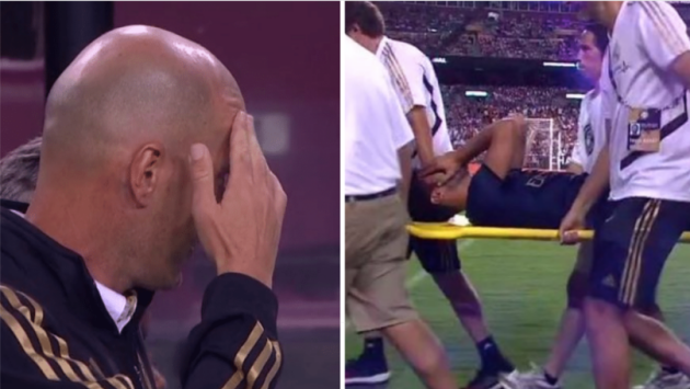 Chưa vào mùa, Zidane đã đau đầu vì tình hình nhân sự - Bóng Đá