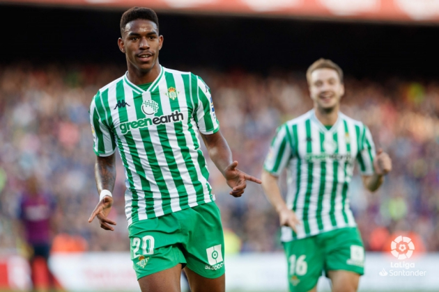Junior Firpo proud of Barcelona links - Bóng Đá