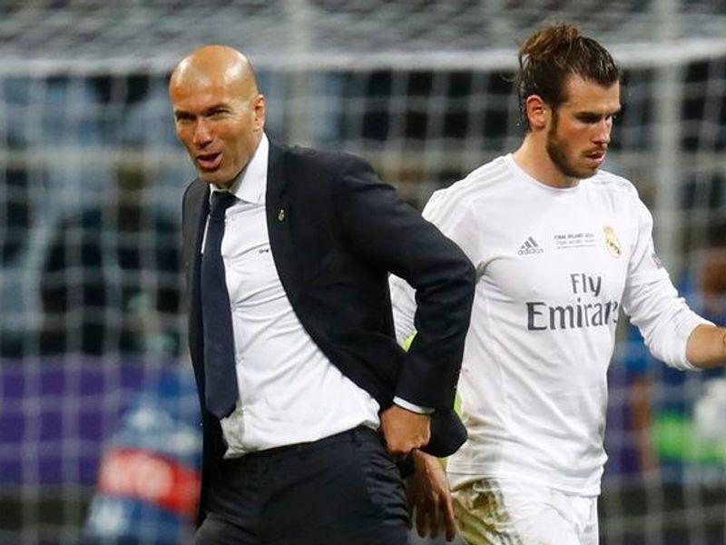 Zidane và Gareth Bale: Bằng mặt mà chẳng bằng lòng để làm chi? - Bóng Đá