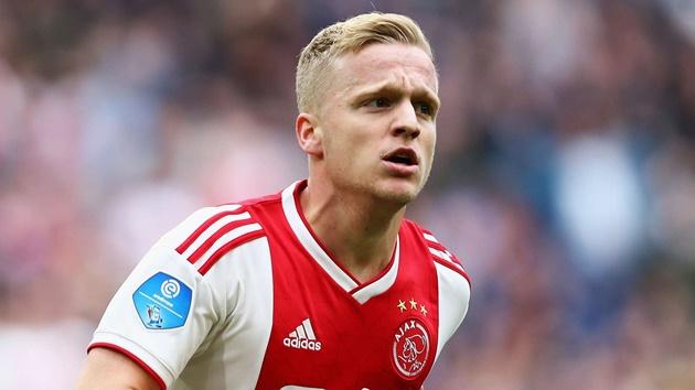 De Jong has no doubt that Van de Beek is good enough for Real Madrid - Bóng Đá