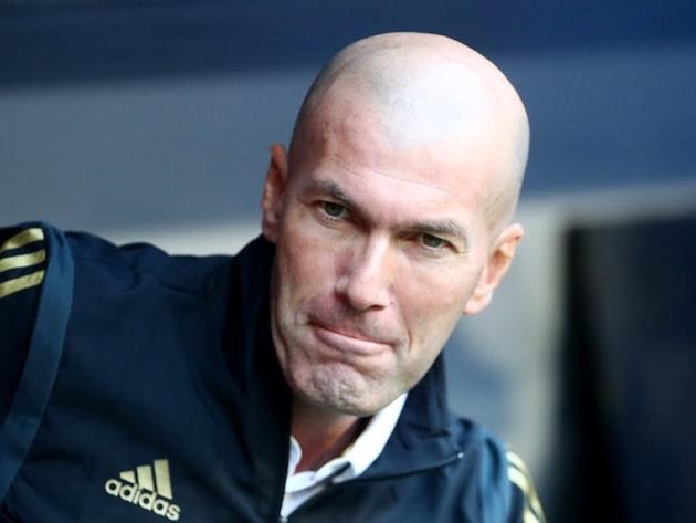 Động thái mới từ Zidane,