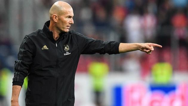 Zidane hạ quyết tâm, Barca và Atletico sẽ