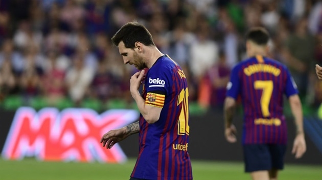 Barcelona start a LaLiga Santander season without Messi for the first time in ten years - Bóng Đá