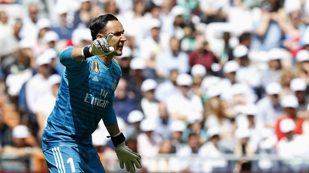 Keylor Navas back from the brink at Real Madrid - Bóng Đá