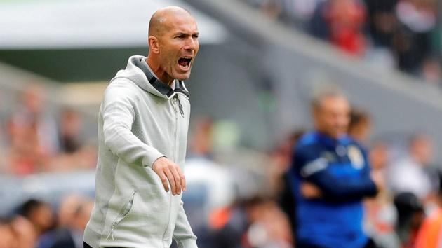 Zinedine Zidane: Không tin vào mình thì còn tin vào ai? - Bóng Đá
