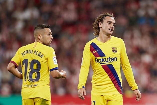 Trận thua Bilbao chỉ ra vấn đề lớn nhất của Barcelona  - Bóng Đá