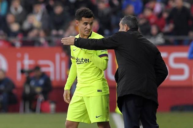 Valverde phá vỡ im lặng, tiết lộ không ngờ về việc Coutinho sang Bayern - Bóng Đá