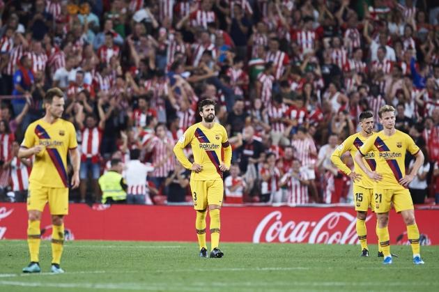 Qua 1 vòng đấu, Barcelona lại cho thấy sự thất vọng lớn - Bóng Đá