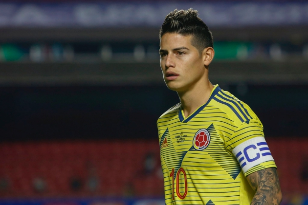 Napoli will not give up on their pursuit of James Rodriguez - Bóng Đá