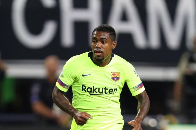 Malcom says he was 'very happy' at Barcelona - Bóng Đá