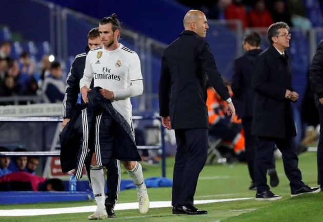 Zidane: Bale wants to stay at Real Madrid and we will count on him - Bóng Đá