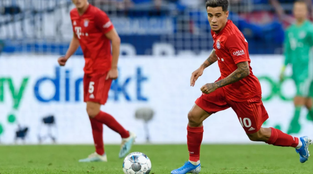 """Bayern Munich's Philippe Coutinho: """"I'm really happy to be in this league"""" - Bóng Đá"""