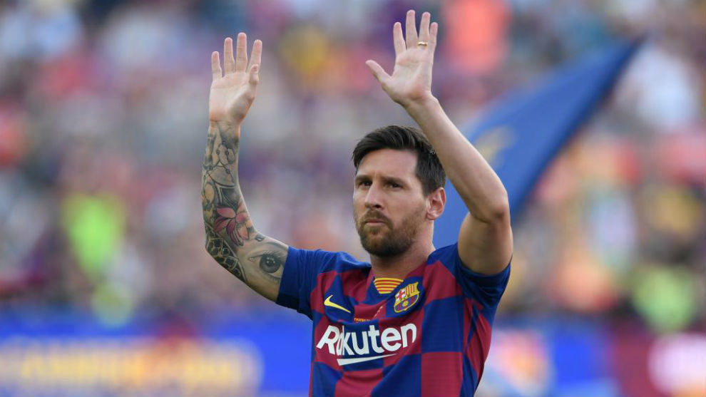 Messi out of Barcelona squad to face Real Betis - Bóng Đá