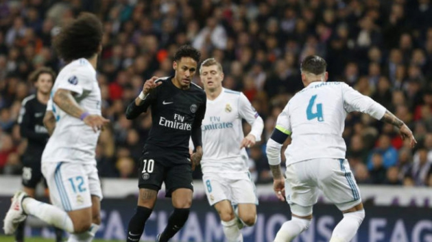 Sergio Ramos: Neymar is among the top three players in the world - Bóng Đá
