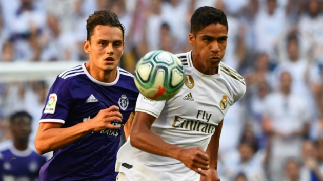 Varane: Real Madrid deserved a different result against Valladolid - Bóng Đá
