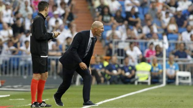 Real mất điểm, Zidane nổi giận, hứa dùng