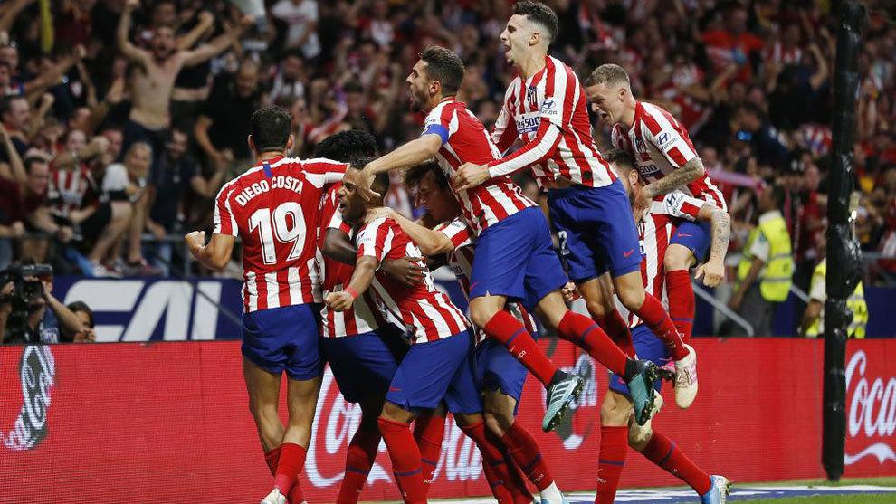 Atletico đang sở hữu 1 điều mà Real và Barca