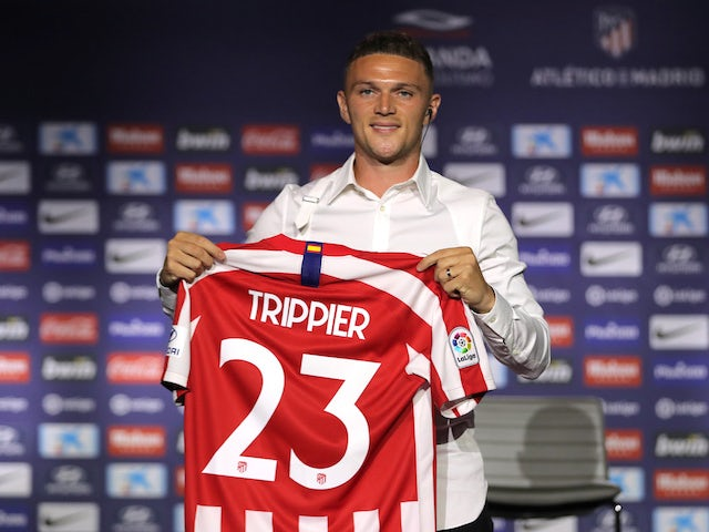 Kieran Trippier branded a 'beast' by Atletico Madrid teammates - Bóng Đá