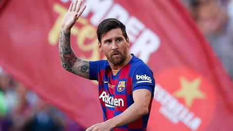 Lionel Messi cân nhắc tới MLS sau khi rời Barcelona - Bóng Đá