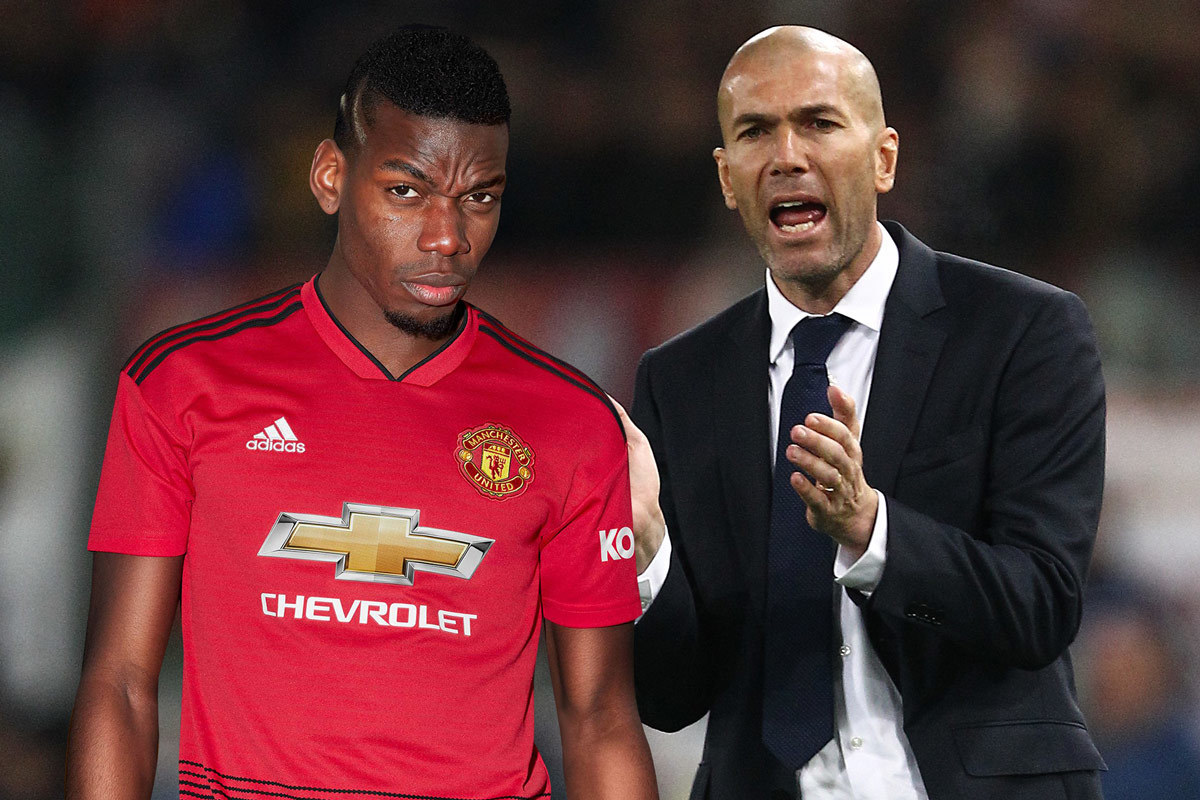 Paul Pogba distances himself from Real Madrid... but Eriksen is still possible - Bóng Đá