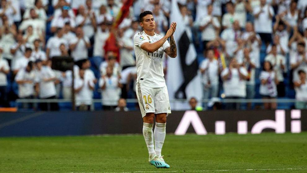 James: I hope this is my season at Real Madrid - Bóng Đá