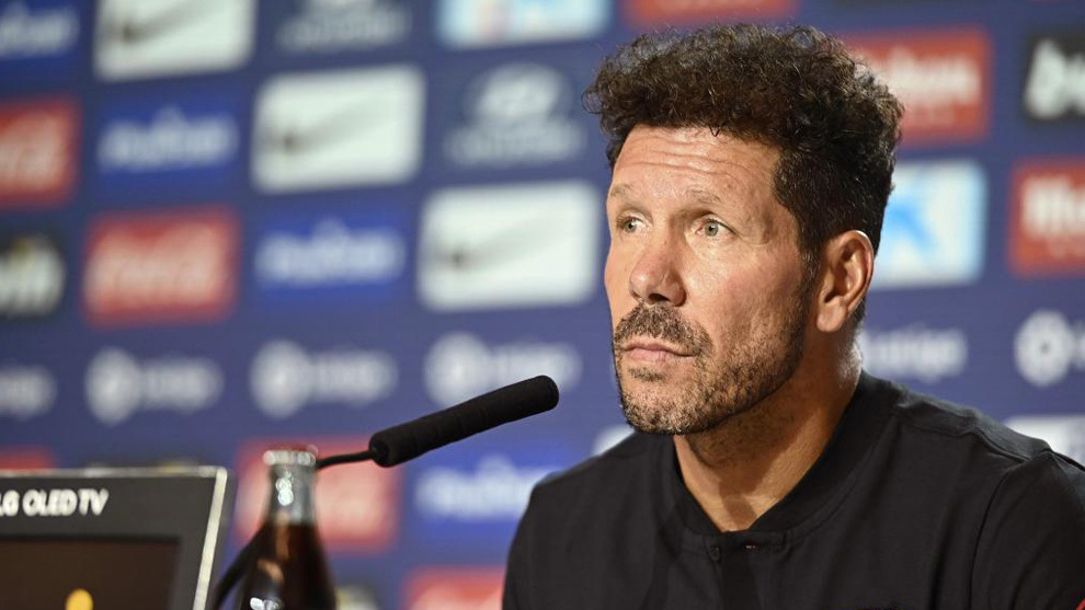 Simeone: Nothing is missing at Atletico Madrid - Bóng Đá