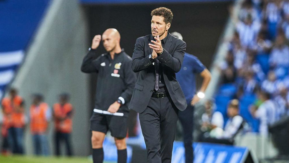 Joao Felix lặng im, Atletico bất ngờ gục ngã trước Real Sociedad - Bóng Đá