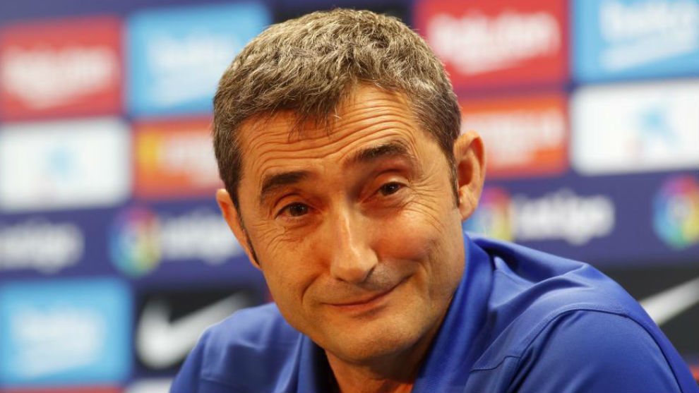 Valverde: Barcelona will decide before the Dortmund game if Messi can play - Bóng Đá