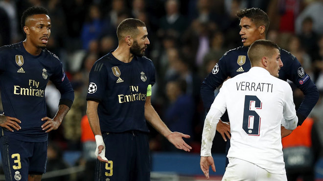 Real Madrid lose Champions League opener for first time since 2005 - Bóng Đá