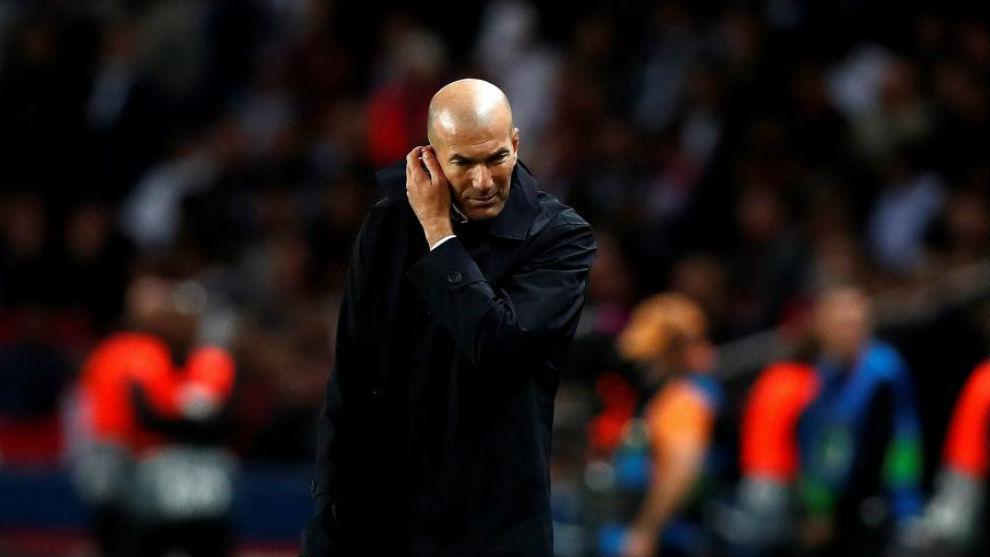 Zidane: Intensity was Real Madrid's main problem - Bóng Đá
