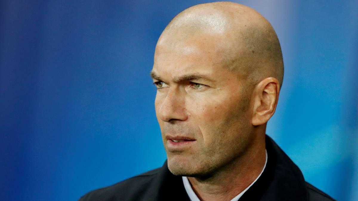 Real Madrid fans believe Zidane is to blame - Bóng Đá