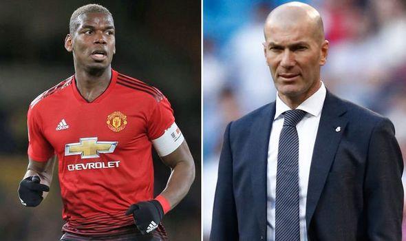 Real Madrid boss Zinedine Zidane's private 19-word Paul Pogba outburst after PSG defeat - Bóng Đá