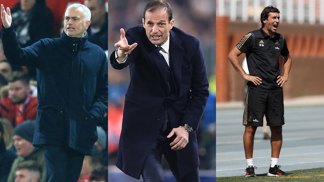 The possible candidates to replace Zidane at Real Madrid - Bóng Đá