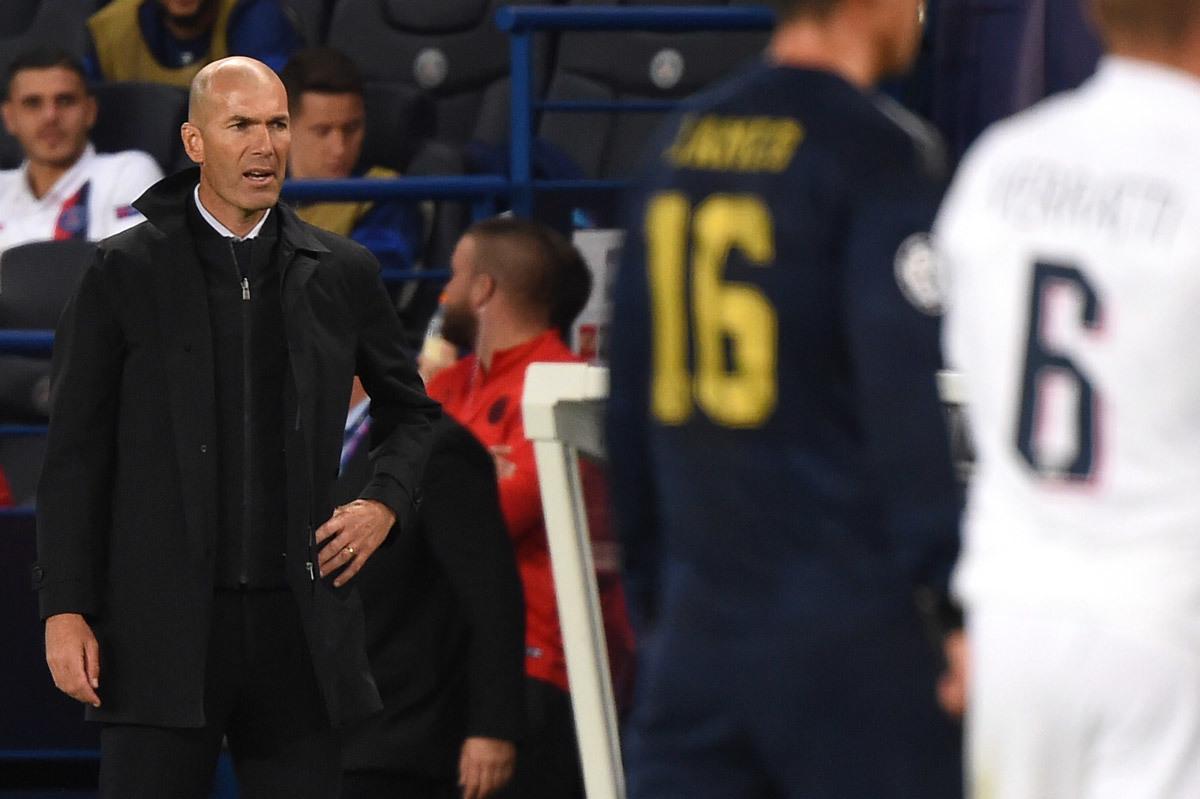 Sự thật là Zidane
