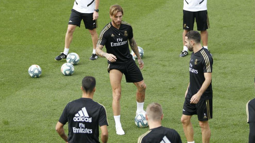 Ramos ready for another battle at Sevilla - Bóng Đá