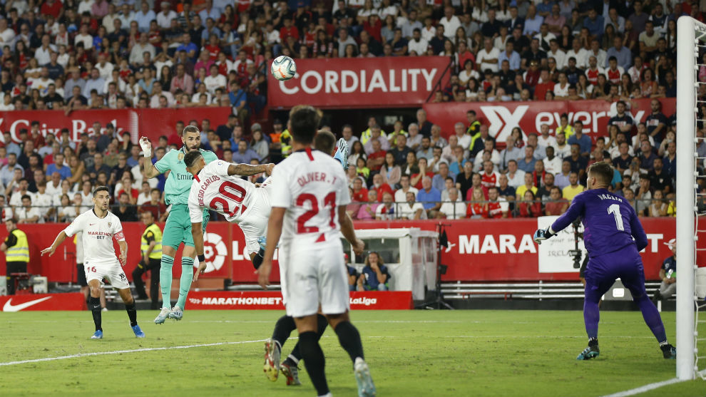 Real Madrid: Top 3 performers from 1-0 win over Sevilla - Bóng Đá