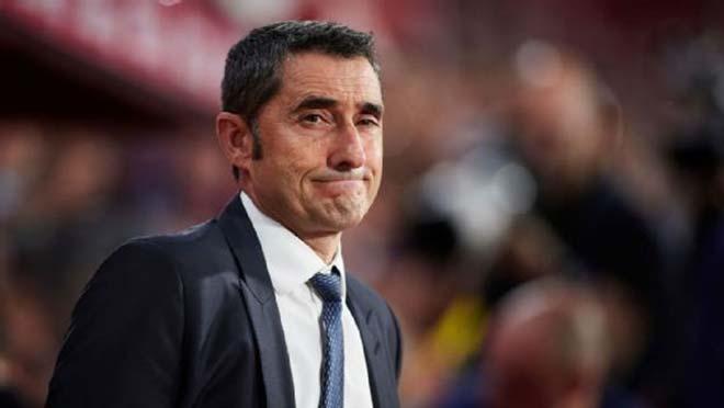 Ernesto Valverde is losing the Barcelona dressing room - report - Bóng Đá